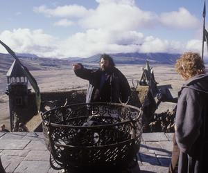 behind the scenes, hobbit, and the lord of the rings image