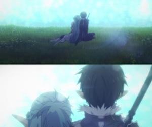 anime, manga, and asuna image