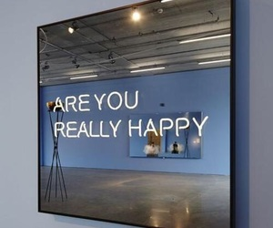 happy, areyou, and lights image