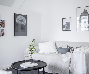 couch, grey, and inspiration image