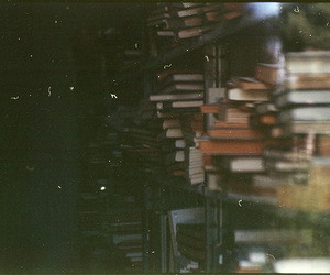 35mm, books, and filmphotography image