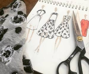 costura, sewing, and atelier image