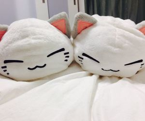 cat and kawaii image