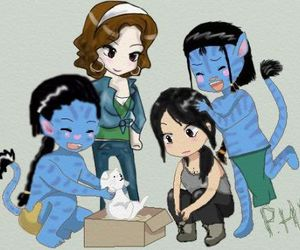 avatar and James Cameron image