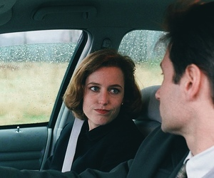 gillian anderson and the x files image