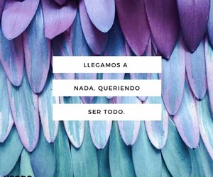 frases, girl, and life image