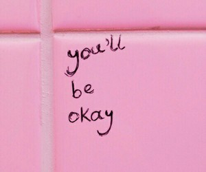 pink, quotes, and alternative image