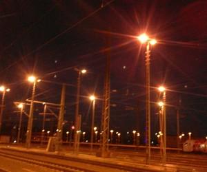 nacht, lichter, and saarbrucken image