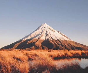 nature, mountain, and photography image
