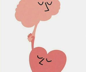 brain, heart, and Relationship image