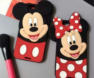 👆Cases Mickey and Minnie👆