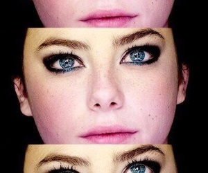 skin, Effy, and eyes image