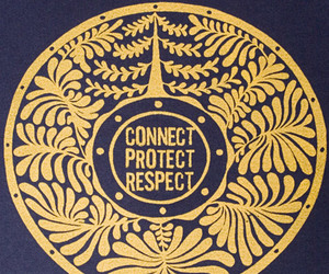 respect, forest, and nature image