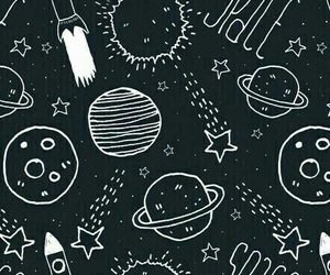 patterns, space, and wallpaper image