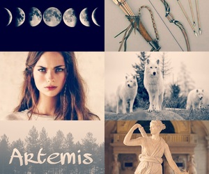 arrow, artemis, and god image