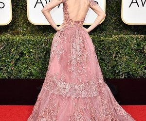 lily collins, golden globes, and actress image