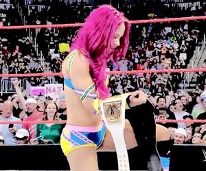 beautiful, champion, and pink hair image