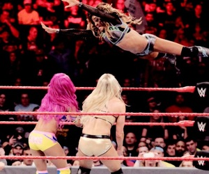Action, live, and wwe image