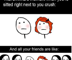 crush and funny image