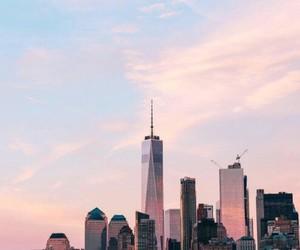 city, new york, and tumblr image
