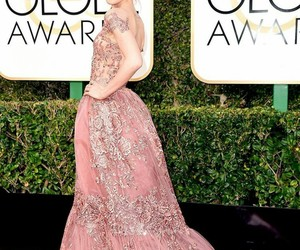 lily collins, golden globes awards, and 2017 image