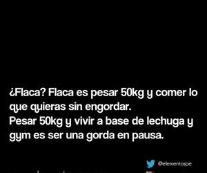 comer, fitness, and frases image