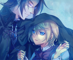 anime, japanese, and alois trancy image