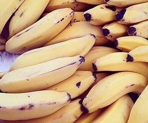 bananas, healthy, and carefree image