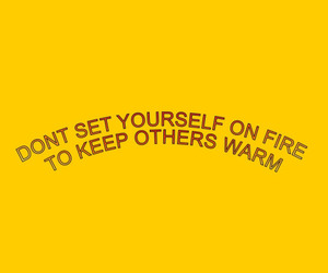 quotes, yellow, and aesthetic image