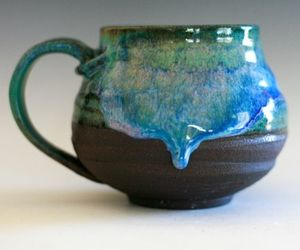 ceramics, etsy, and tea cup image