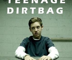 shameless, teenagedirtbag, and carlgallagher image
