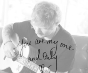 ed sheeran, british, and Lyrics image