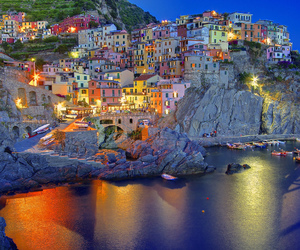 italy, light, and beautiful image