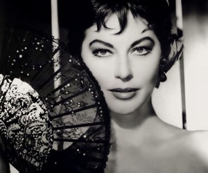 ava gardner, classic, and old hollywood image