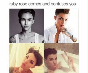 actress, bisexual, and confused image