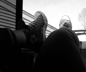 car, travel, and converse image