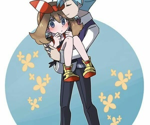 may, steven stone, and pokemon image