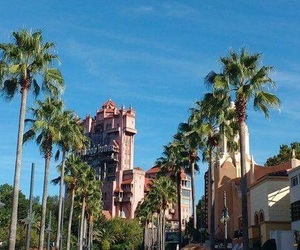 florida, orlando, and hollywood tower image