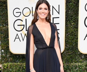 mandy moore, golden globes, and 2017 image