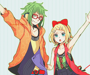 vocaloid, kagamine rin, and cute image