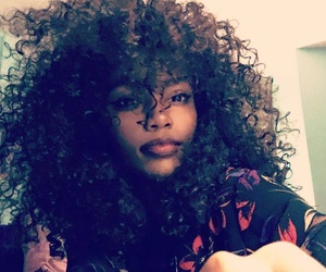 Afro, afros, and Beautiful Girls image