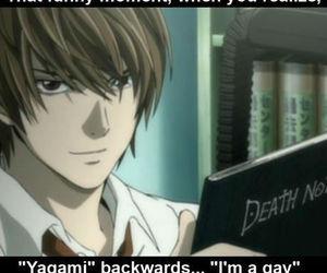 anime and yagami image