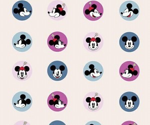 disney and wallpaper image