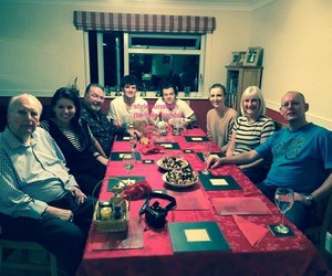 styles family, Harry Styles, and one direction image