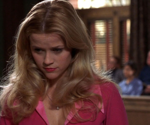 elle woods, films, and legally blonde image