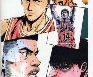 slam dunk and shohoku image