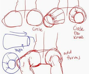 draw, legs, and how to image