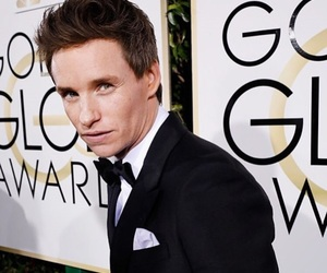 boy and eddie redmayne image