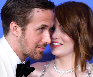 emma stone, ryan gosling, and actor image