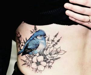 tattoo and bird image
